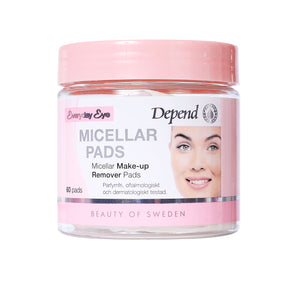 Micellar Make-up Remover 60 pads 9053