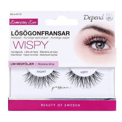 Løsvipper Wispy Passion 9113