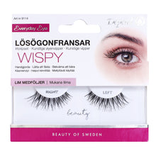 Løsvipper Wispy Beauty 9114