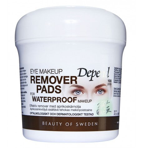 Eye Makeup Remover Pads (Waterproof Makeup) 4962-1