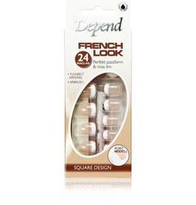 French Look kort beige 6301