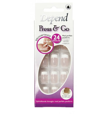 Press & GO soft rosa