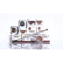 Eyebrow Pomade Colour Cream - Medium Brown