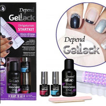 Gellack 136 French Pink Perl