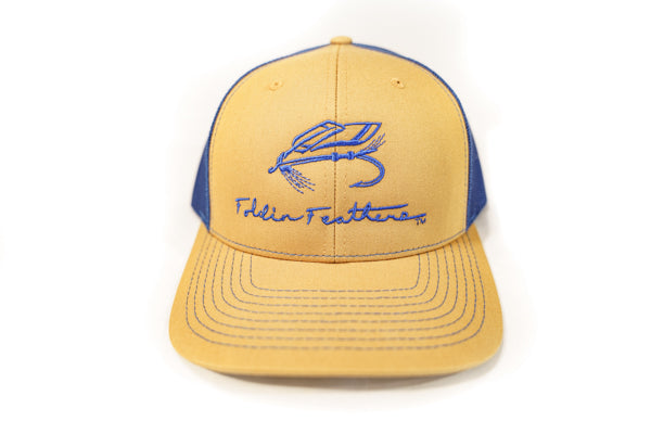 Biscuit/Royal On The Fly Hat