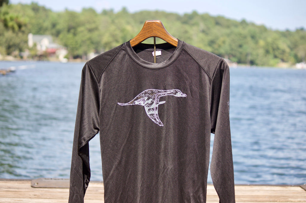 Camo Logo Performance Shirt