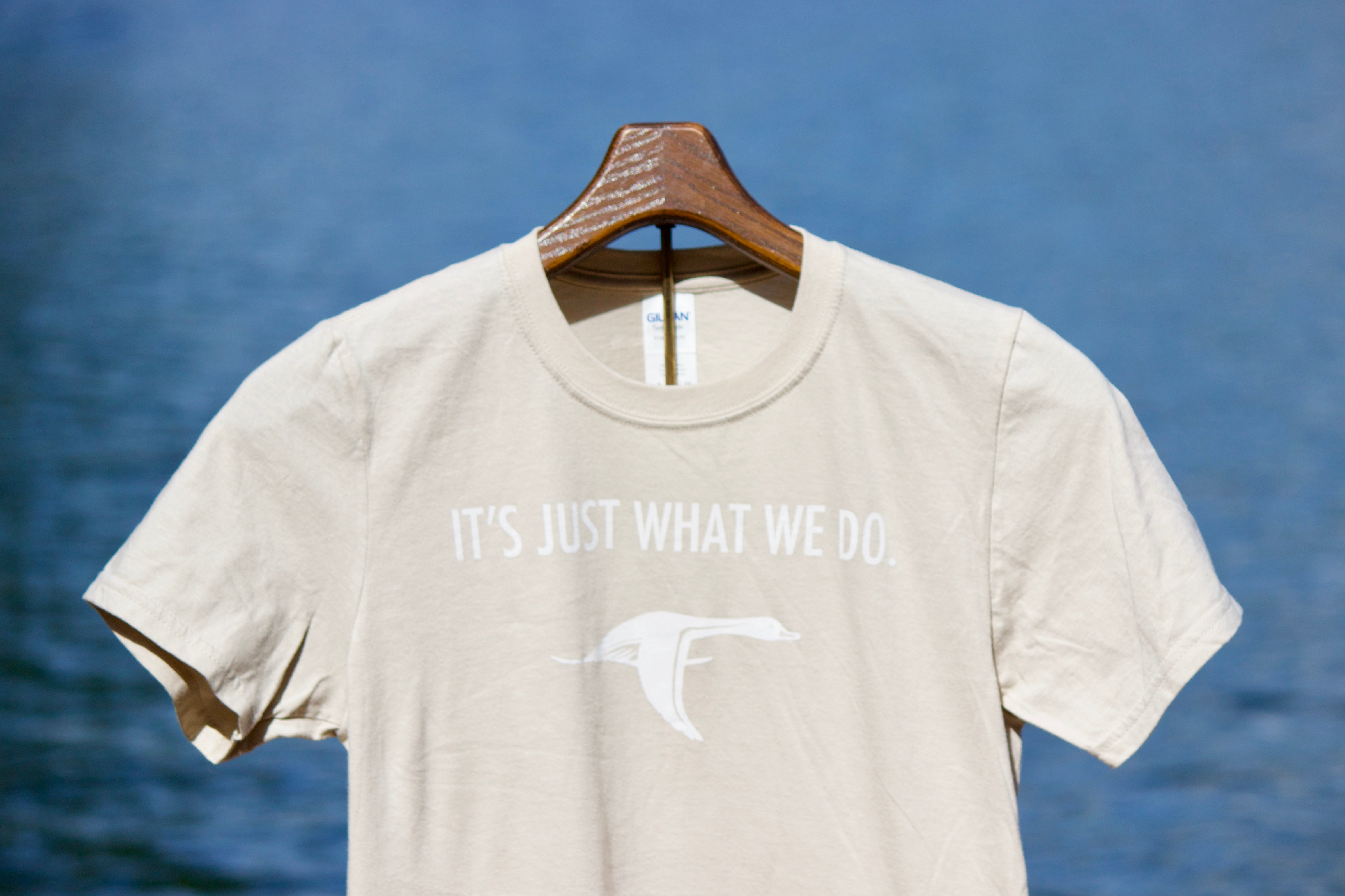 It's Just What We Do Softstyle T-Shirt