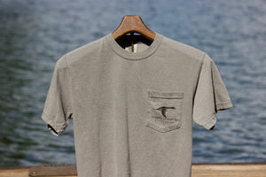 The Mallard T-Shirt in Grey