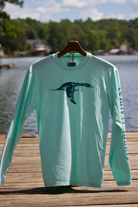 Logo Performance Shirt in Mint