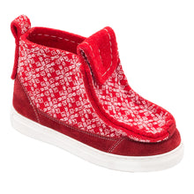 Load image into Gallery viewer, Reв Pattern Sneaker Boot