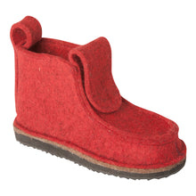 Load image into Gallery viewer, Red G Classic Boot with Treaded Sole