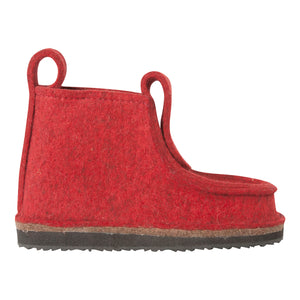 Red G Classic Boot with Treaded Sole