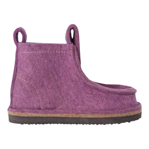 Lavender Classic Boot with Treaded Sole