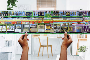 The Lineage Timeline: 8000 Years of African & World History... On A 10 ft Scroll