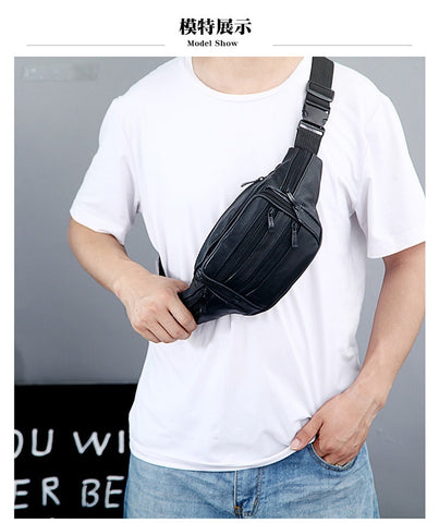 Bag2 Men Fashion Fanny pack Waistbag