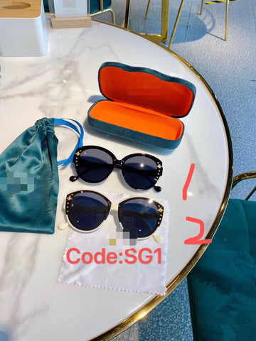 SG1 Fashion Design Sunglasses Sunnies Shades XH