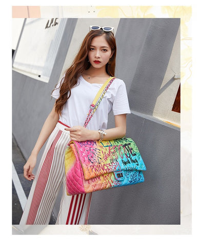 BLH03 Candy Color Colorful Handbags Purse bags