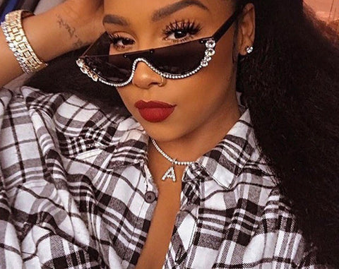 BLS24 Crystal Sunglasses Sunnies Shades GV0287