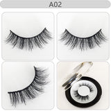 LashesL13 mink lashes eyelashes without packaging