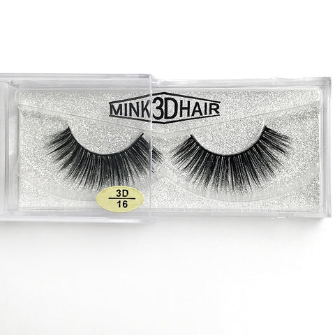 BLEC Natural 3D Mink Eyelashes Lashes