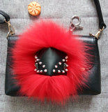 Women Bag Accessories Bag Charm Monster KeyChains