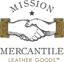 Mission Mercantile Leather Goods logo