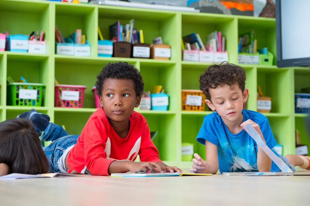 Are leveled reading groups the best way to teach reading?