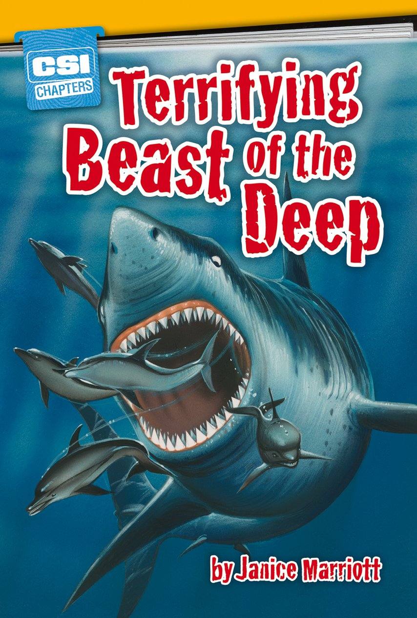 Terrifying Beast of the Deep