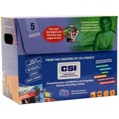 CSI Literacy Kit: Purple (Grade 5)