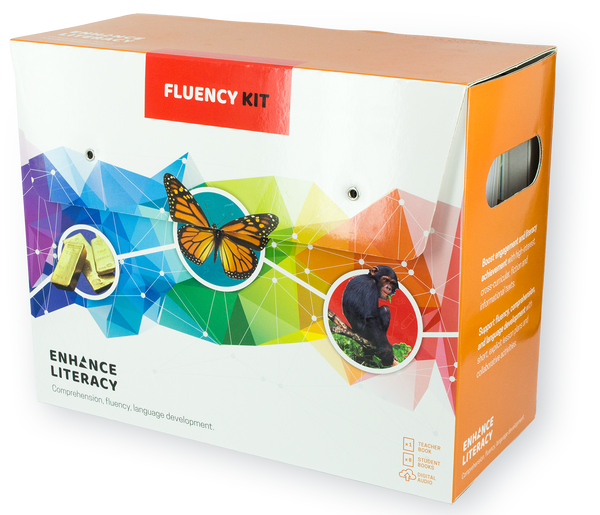 Enhance Literacy Fluency Kit