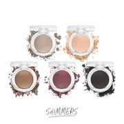 Petite Preyem Pack | 5 Eye Shadow Singles Collection