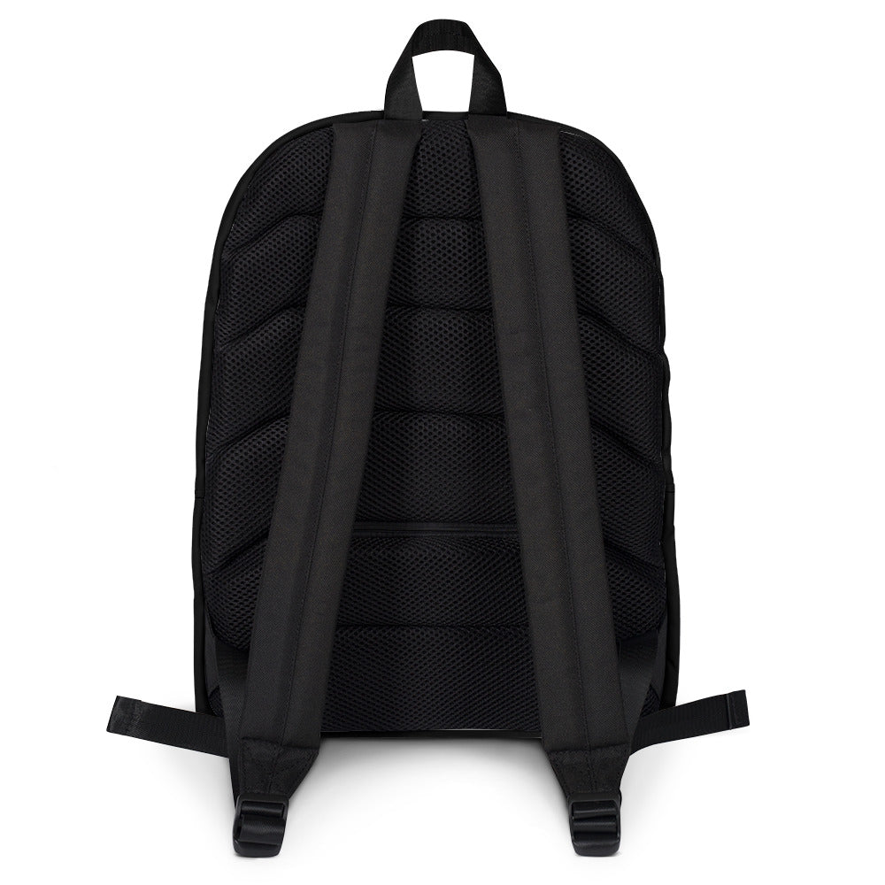 Eternal Hope Black Backpack - Eraless