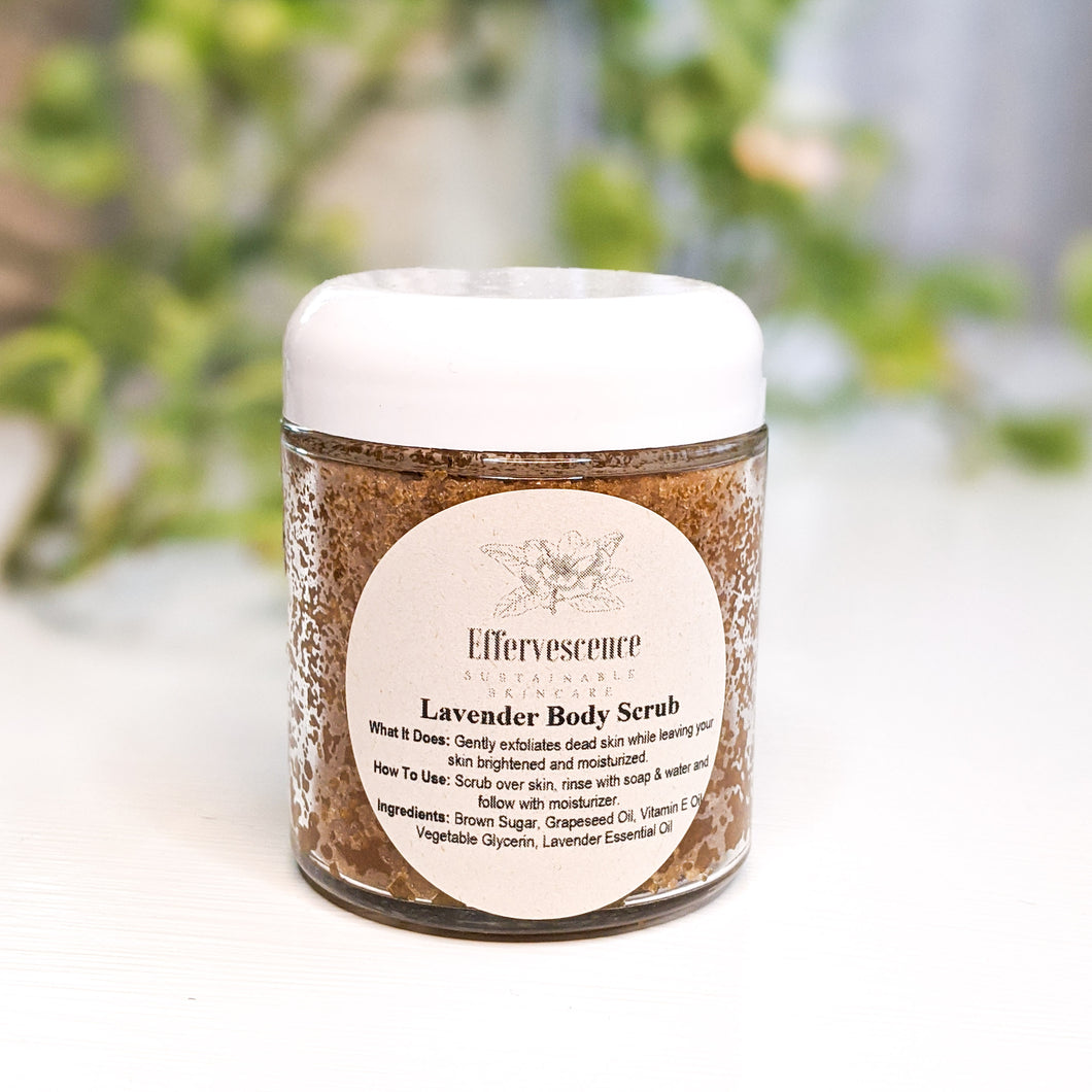 Effervescence Body Scrub