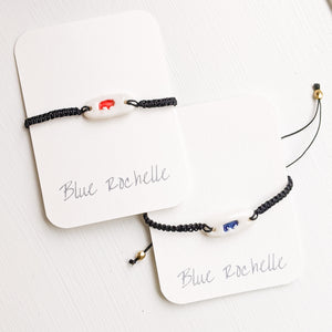 Buffalo Bar Bracelet by Blue Rochelle