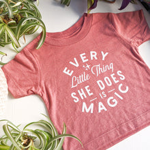 Everything She Does Is Magic Infant & Toddler Tee