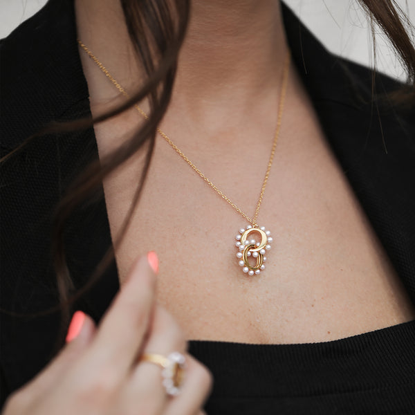 LULU COLLECTION NECKLACE