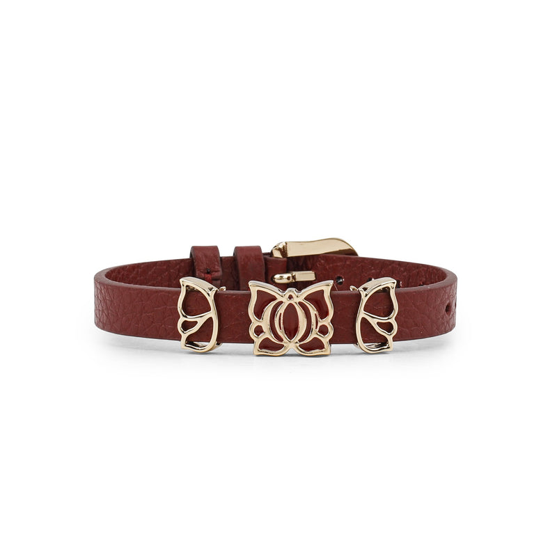 Farasha Leather Bracelet Calf Willer