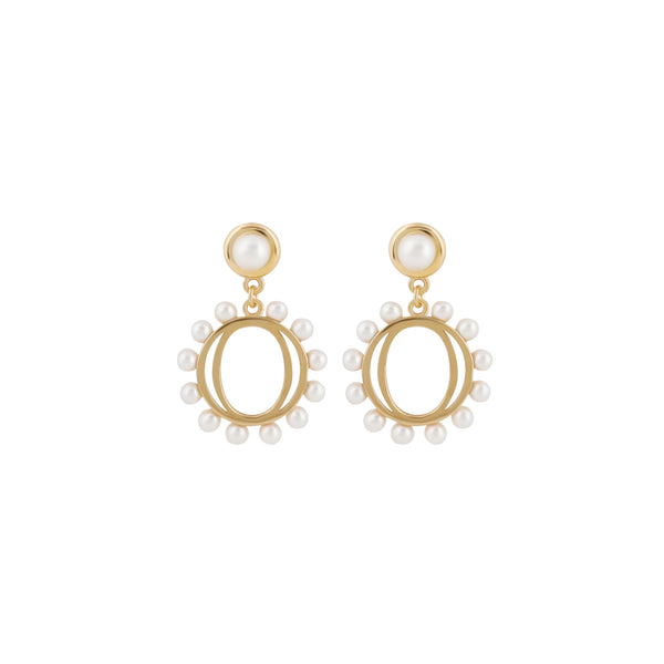 LULU COLLECTION EARRING