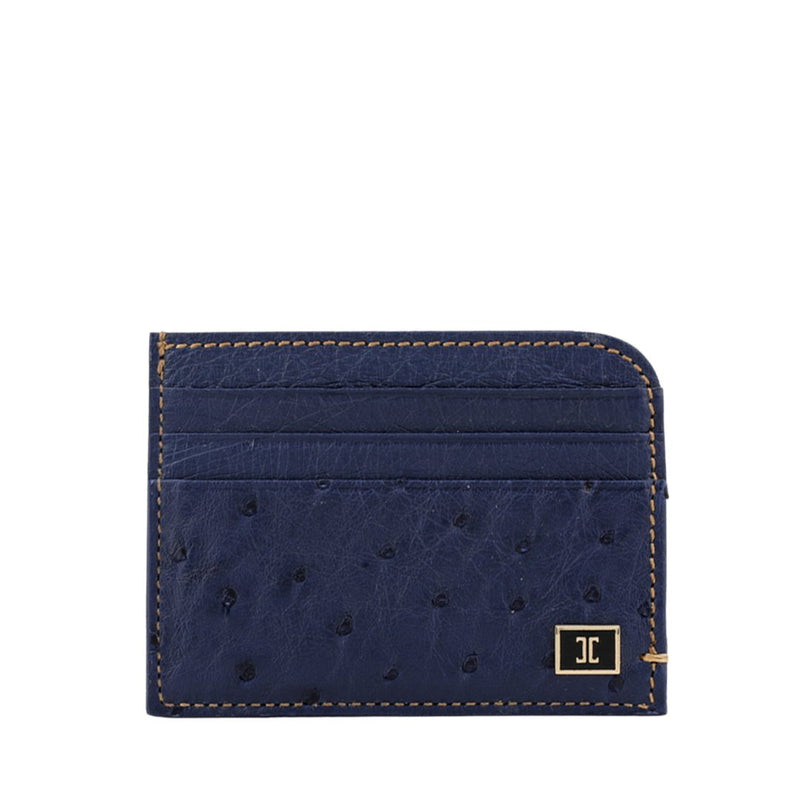 ART 16 CARD HOLDER OSTRICH