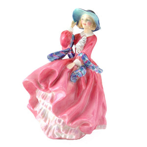 Royal Doulton Figurine - Top O'The Hill HN1849