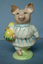 Beswick Beatrix Potter Little Pig Robinson.BP3A Striped