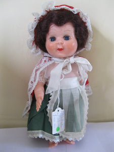 Pedigree Kathleen Hard Plastic Doll 1960''s