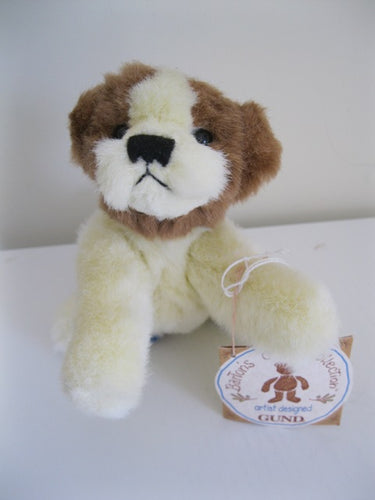 Gund LIL' ZIPPY Puppy Dog