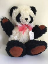 Vintage Chad Valley Panda Bear 16""