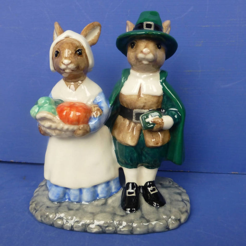 Royal Doulton Pilgrim Bunnykins - DB212 - Boxed
