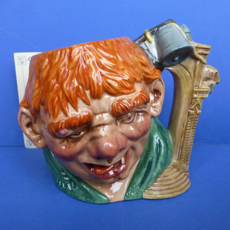 Royal Doulton Limited Edition Large Character Jug Quasimodo D7108