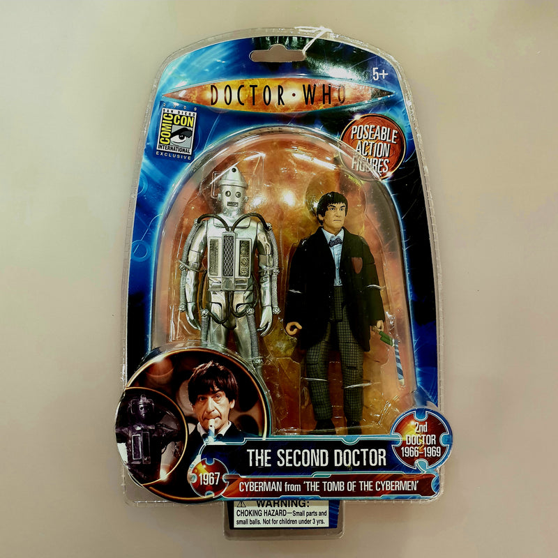 Doctor Who - The Second Doctor