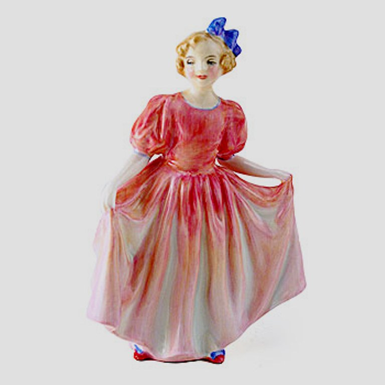 Royal Doulton Figurine Sweeting HN1935
