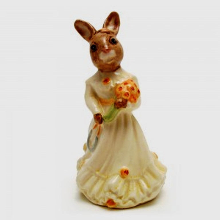 Royal Doulton Bunnykins Figurine - Bridesmaid DB173 (Boxed)