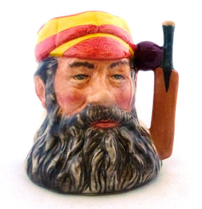 Royal Doulton Limited Edition Small Character Jug - W G Grace